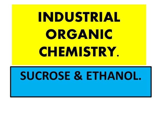 INDUSTRIAL ORGANIC CHEMISTRY EPUB DOWNLOAD