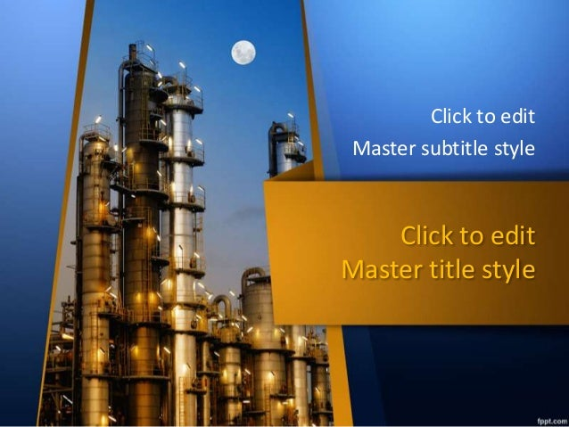 Fppt free powerpoint templates industrial plant ppt template and bac click to edit master subtitle style click to edit master title style toneelgroepblik Images