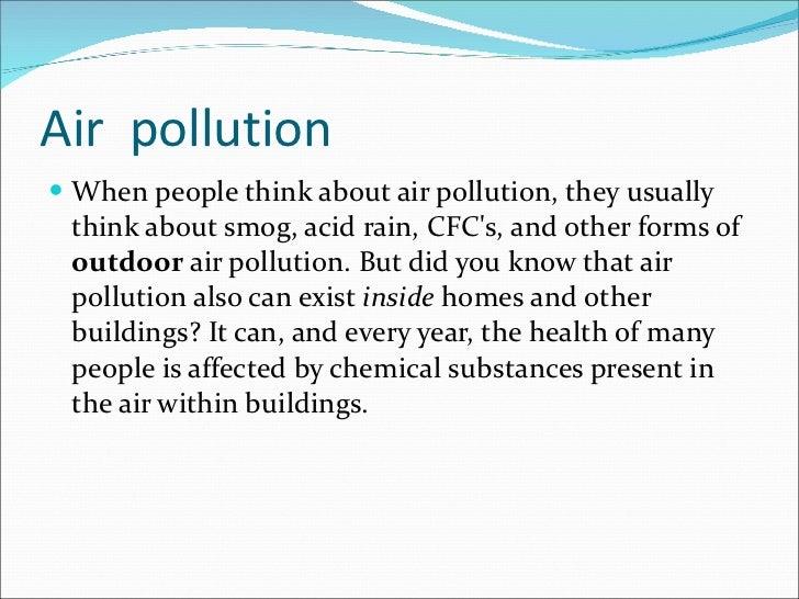 Industrial pollution &...