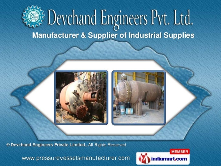 Manufacturer & Supplier of Industrial Supplies
