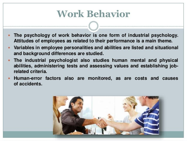 how to become industrial psychologist