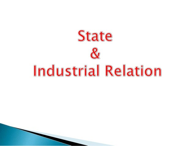 STATE        3rd party interventionTRADE                        EMPLOYERUNION                        ASSCIATION