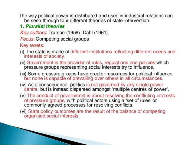 2. Elitist theoriesKey authors: Bottomore (1966); Nordlinger (1981)Focus: Elite dominationKey tenets(i) Societies are inva...