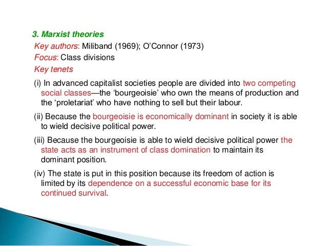 4. Corporatist theoriesKey authors: Schmitter (1974); Lehmbruch (1977)Focus: Incorporated producer groupsKey tenets(i) The...