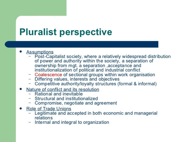 What Are the Different Approaches of Organizational Development Towards Industrial Relations?