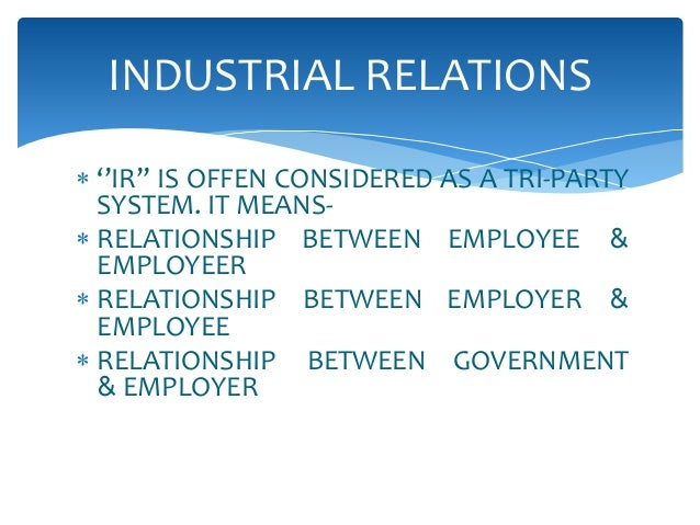 case study on industrial relations bata Bata india limited (a): bankruptcy or turnaround understanding the underlying reasons behind the poor industrial relations and order case studies imd case.