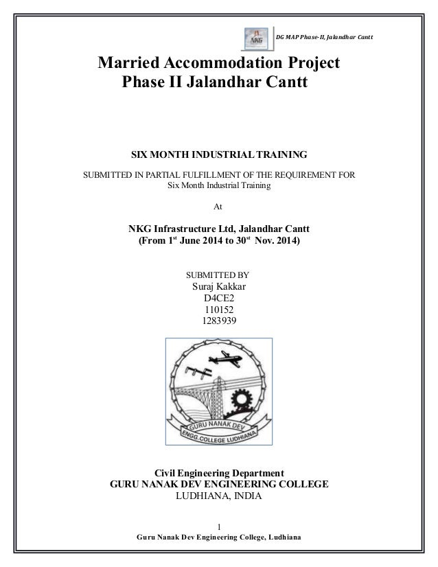 induatrial training report These materials were developed by osha's office of training and  implement the elements of an industrial hygiene and safety, occupational health, or.