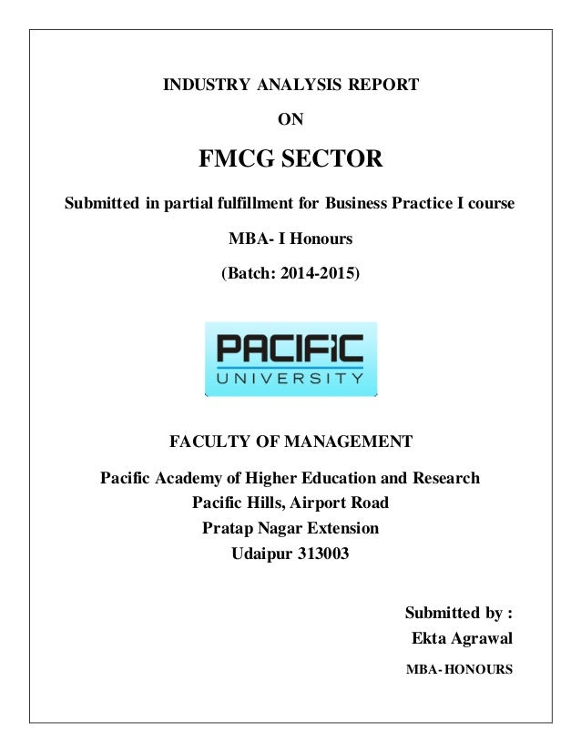 changing trends of fmcg industry in india This report titled ''india's food service industry: growth recipe'' highlights the overall potential of the industry and captures the changing scenario in the sector while the report would enlighten the readers on the latest trends and growth strategies of the food service retail.