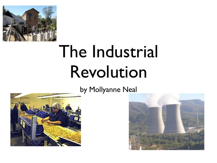 The Industrial Revolution  by Mollyanne Neal
