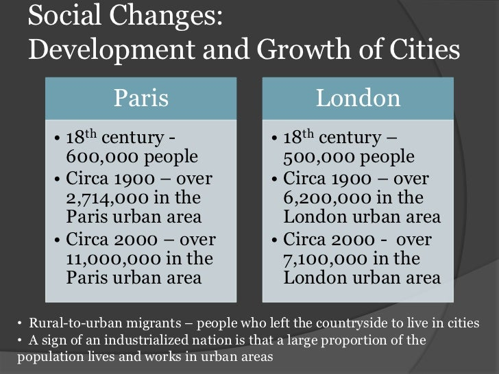 similarities between industrial revolution and today