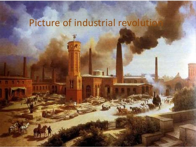 A description of how viewpoints on industrial revolution have changed