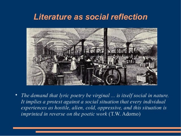 industrial revolution literature