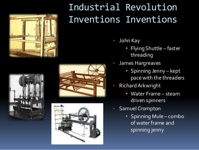The gallery for --> Industrial Revolution Inventions