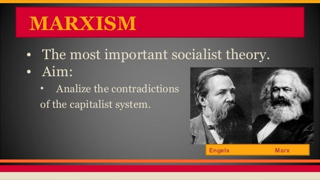 What is the difference between a capitalist and a socialist society