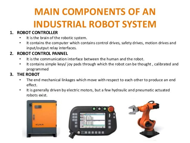 industrial robot control system Industrial robots robot  compact but powerful robot controllers can control multiple robots vision system.