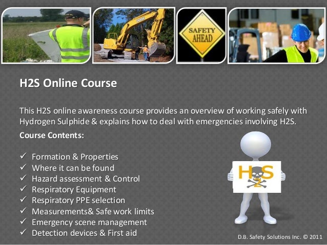 Industrial Safety Courses by D.B. Safety Solutions