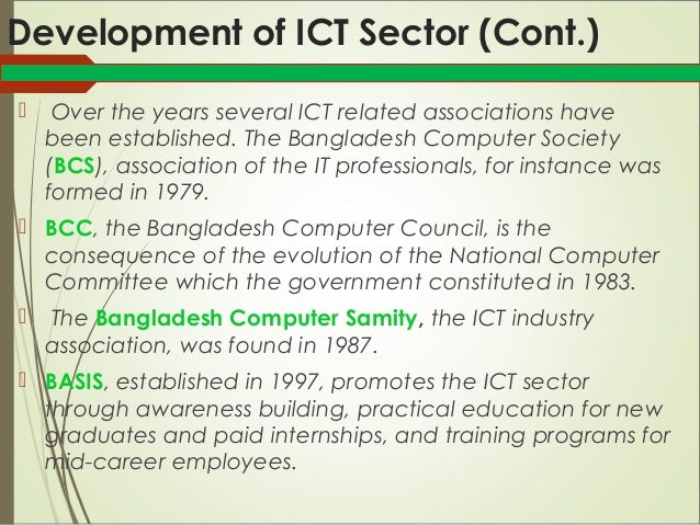 telecommunication sector of bangladesh Factors influencing job satisfaction of employees: a study on telecommunication sector of bangladesh md kafil uddin 1 sharmin akther 2 anindita saha tumpa 3 1lecturer, department of.
