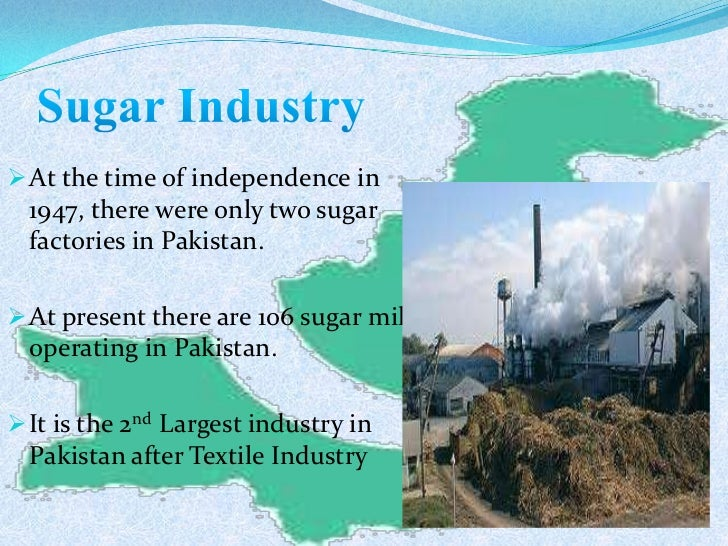 Industrial Sector Of Pakistan
