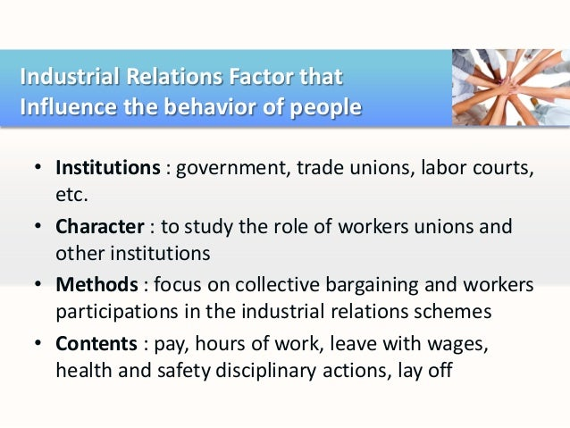 What Is Industrial Sociology?