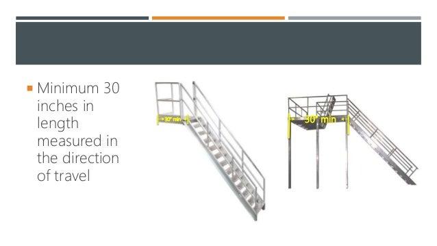 Industrial Stairs Osha 1910 25 2017