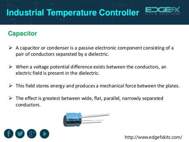Industrial Temperature Controller System
