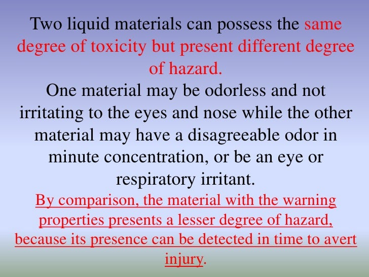 The many properties and uses of the inflammable liquid tce