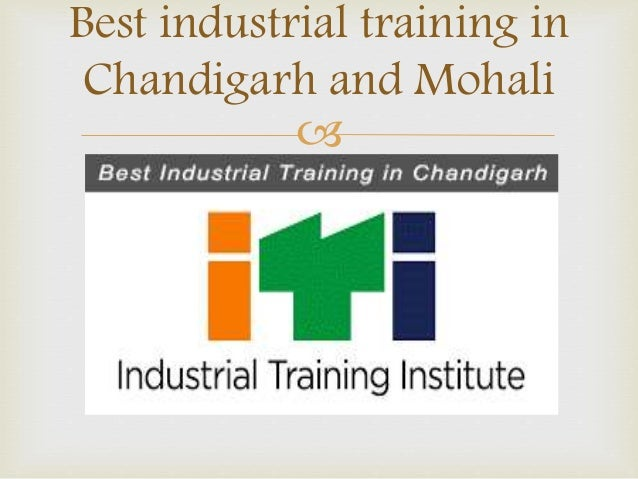  Best industrial training in Chandigarh and Mohali