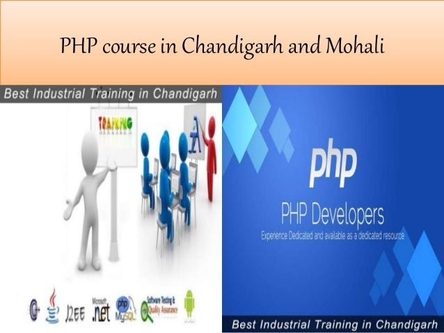 PHP course in Chandigarh and Mohali