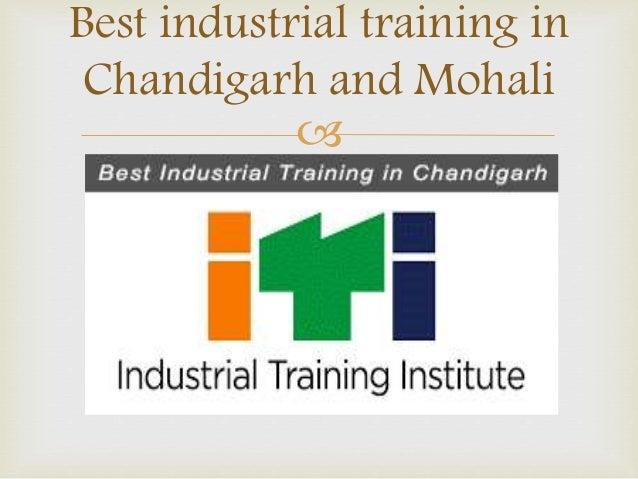 6 weeks industrial training in chandigarh Slide 2