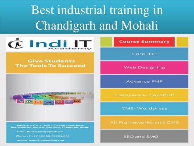 php training in chandigarh Slide 2