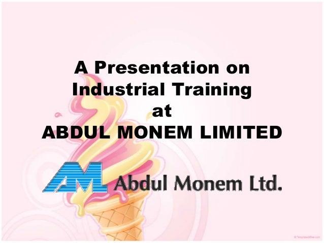 AML (Abdul Monem Ltd.)
