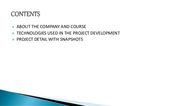 Online shopping project ppt
