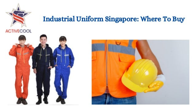 Industrial Uniform Singapore: Where To Buy