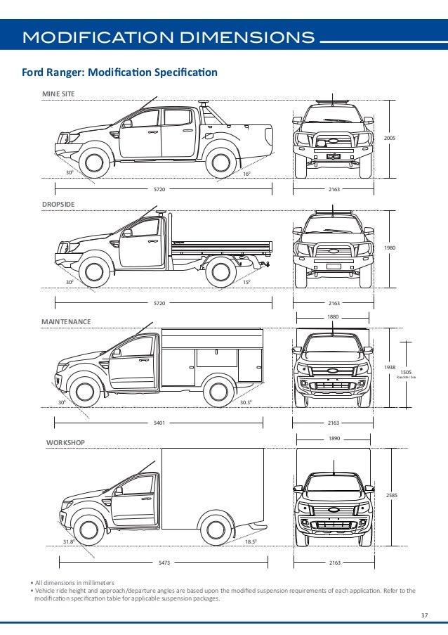 Rma Automotive Industrial Vehicle Modifications Brochure