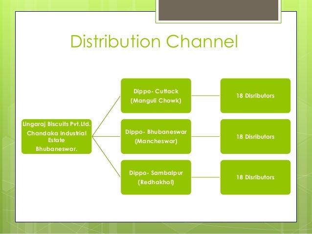 Distribution Channel Lingaraj Biscuits Pvt.Ltd. Chandaka Industrial Estate Bhubaneswar. Dippo- Cuttack (Manguli Chowk) 18 ...