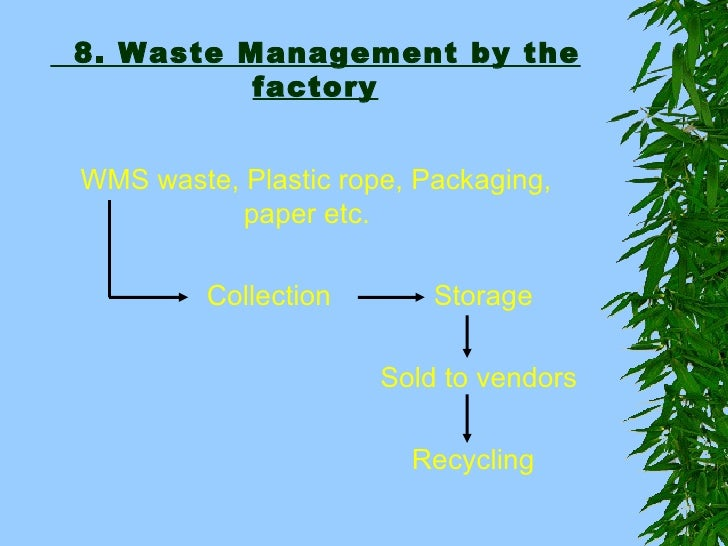 waste management case Claims arising out of the alleged breach of a 15-year concession granted by the  state of guerrero and the municipality of acapulco to acaverde, usa waste's.
