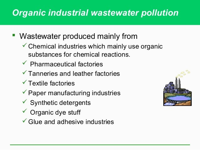 types of industrial waste pdf