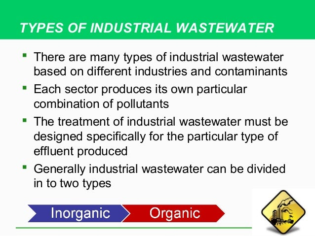 Industrial waste water pollution tmba 2013 04 3 types of industrial wastewater publicscrutiny Gallery
