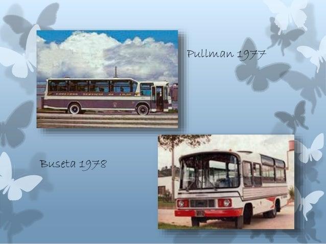 Pullman 1977 Buseta 1978