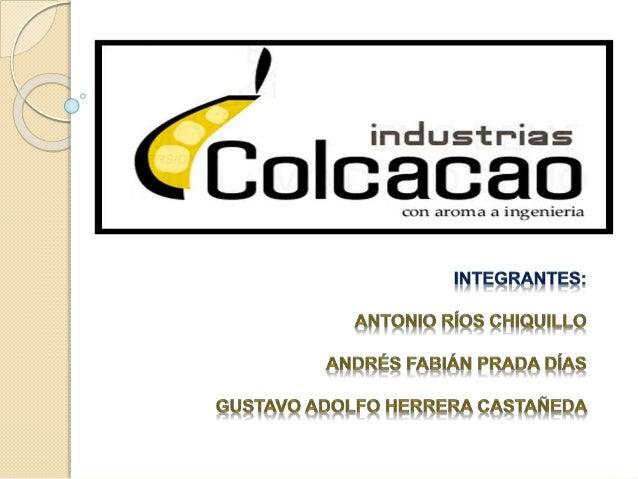 Promover el desarrollo en la agro-industria en Colombia mediante la incorporación de nuevas tecnologías en pequeñas y medi...