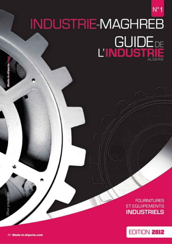 Industrie-Maghreb   Édition 2012                              1