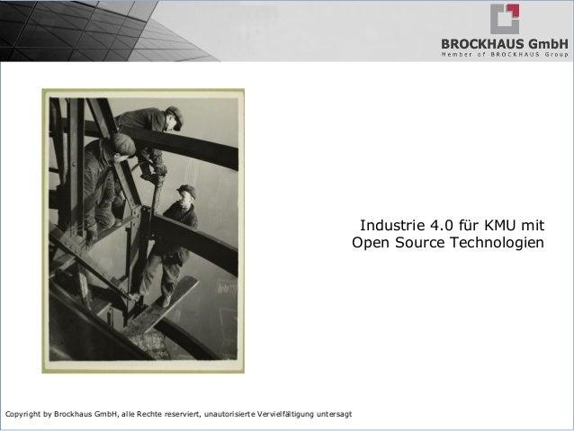 Industrie 40 Symposium an der RFH Köln 7.7.2016  Slide 2