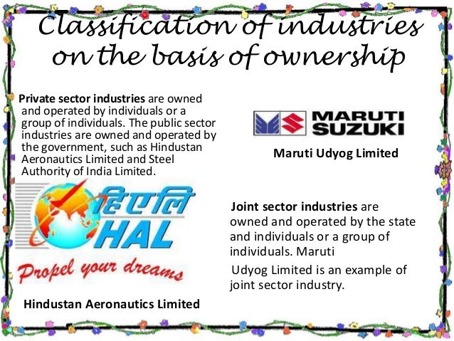joint sector industries in india