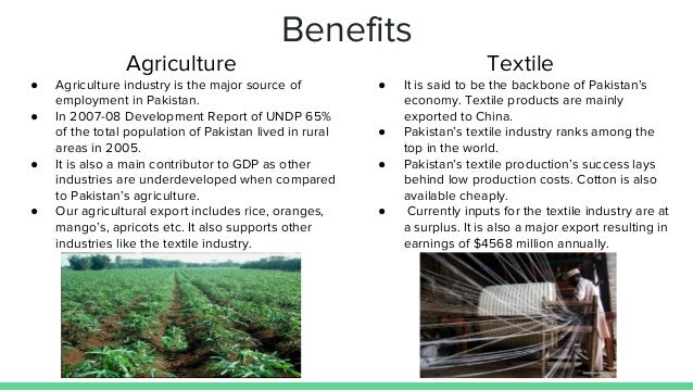 analysis of the textile industry in pakistan Textile sector of pakistan - swot analysis the textile industry in pakistan has for long being operating in a regime of protective captive markets in the usa.