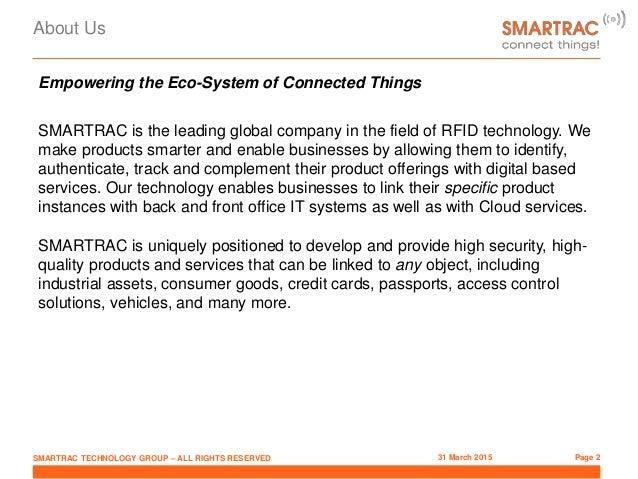 Industry 4.0: Sensor Driven Manufacturing Slide 2