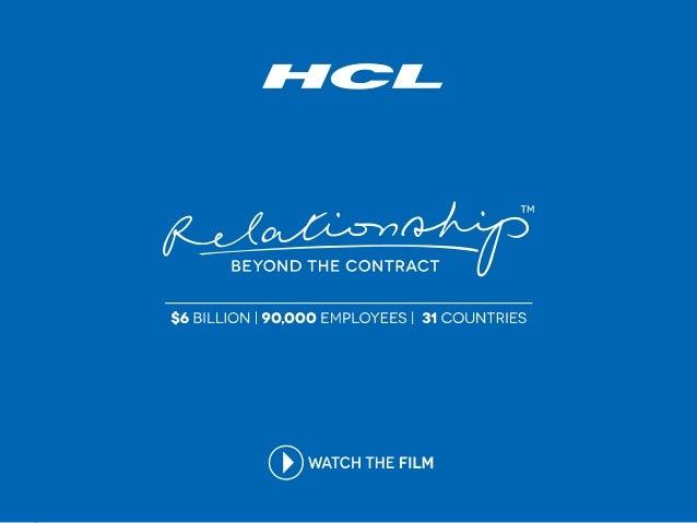 Copyright © 2014 HCL Technologies Limited | www.hcltech.com6