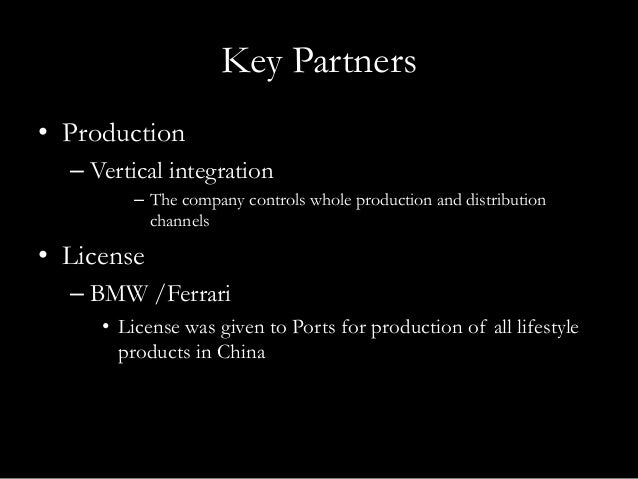 PORTS: Chinas Walk in the Global Luxury Fashion Boulevard Harvard Case Solution & Analysis