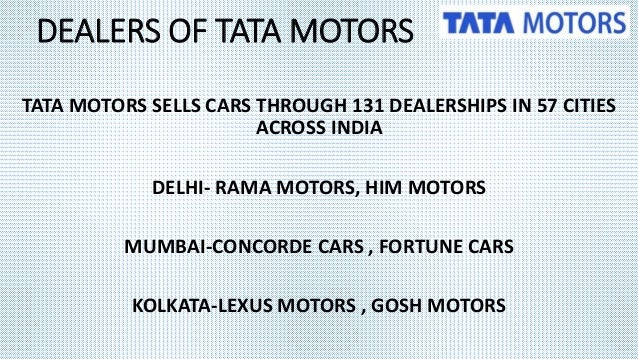 tata motors case study analysis essay Tata motors situational analysis - sustainability essay tata group case study the tata haven't found the essay you want.