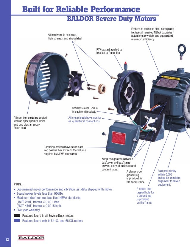 baldor reliance motor wiring diagram  | 800 x 629