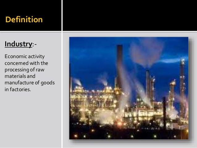 Industry evolution and concentration Slide 2
